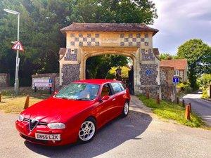 Alfa Romeo 156 2.5 V6 busso Sportwagon Q-Tronic