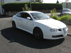2008 08-reg Alfa Romeo GT 2.0 JTS Lusso coupe