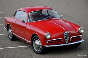 Picture of 1955 Alfa Romeo Giulietta Sprint, Mille Miglia eligible For Sale