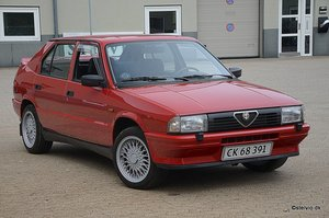 Picture of 1988 Alfa Romeo 33 1.7 QV, pristine