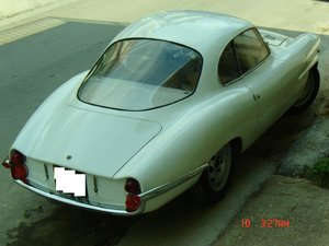 Picture of 1961 Alfa Romeo Giulietta SS Sprint Speciale 1300 For Sale