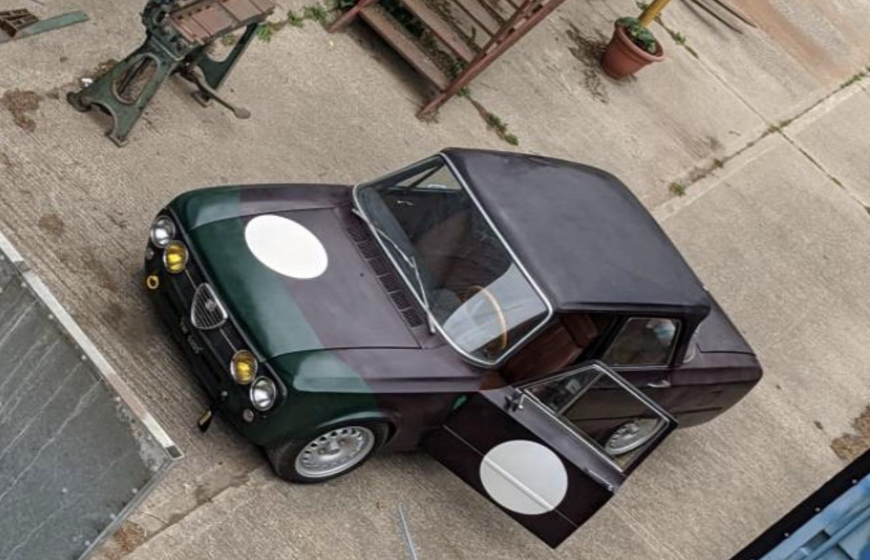 1977 Alfa Romeo Giulia Super Nuova 2L, Alfaholics kit For Sale (picture 2 of 6)