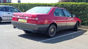1990 Alfa 164  2.0 TS Lusso rare  early phase 1