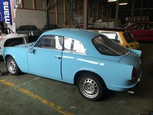 Picture of 1960 Alfa Romeo  Alfa Romeo Giulietta Sprint prototype For Sale