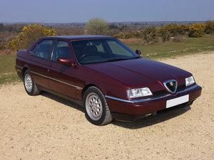 1993 Alfa Romeo 164 V6 24v SUPER