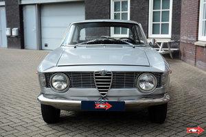 1965 Alfa Romeo Giulia Sprint GT 1600 - very unique and original For Sale