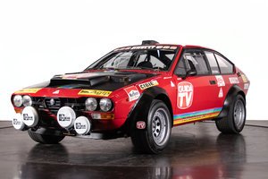 Picture of Alfa Romeo Alfetta GTV TURBODELTA Gruppo 4 - 1979  For Sale