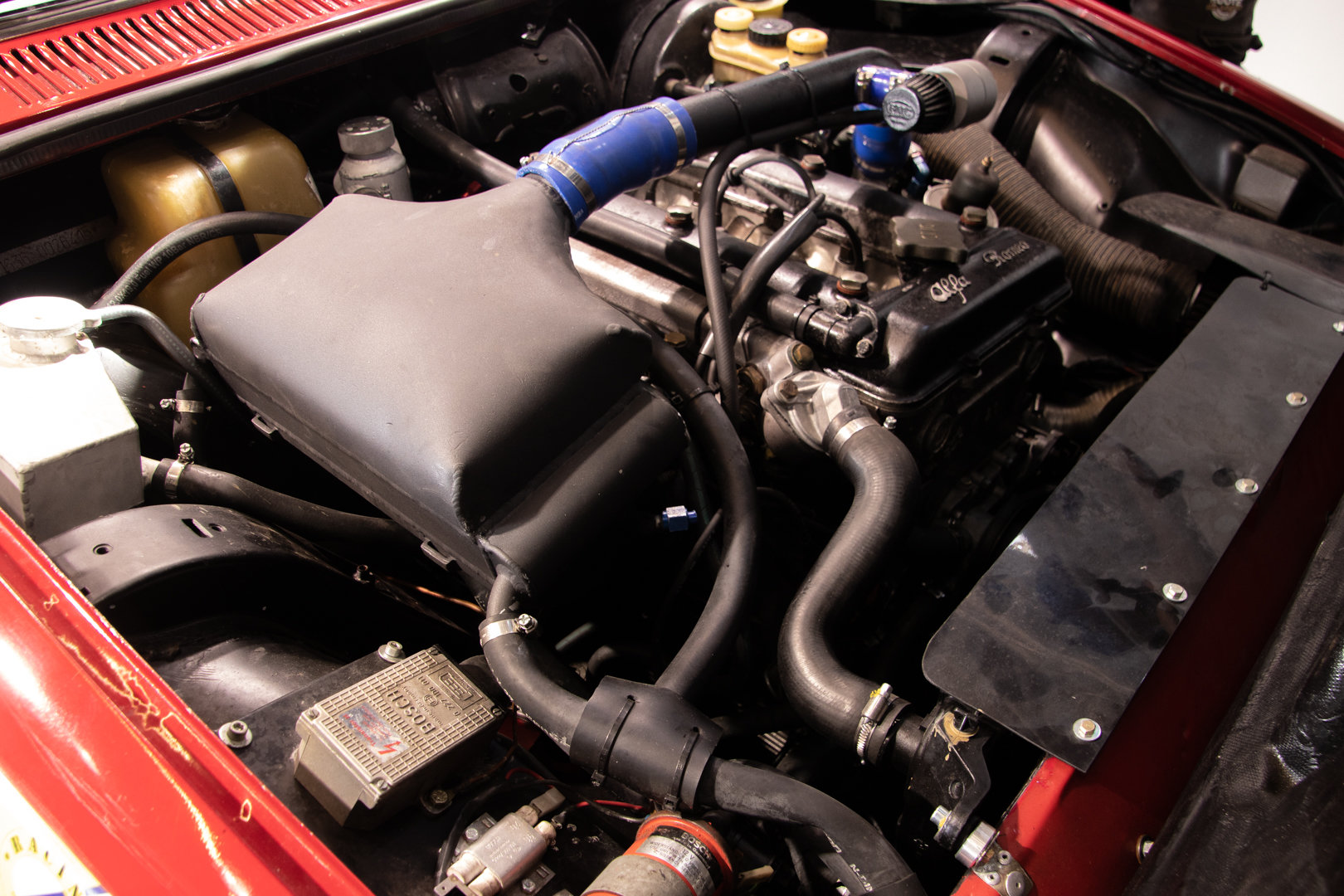 Alfa Romeo Alfetta GTV TURBODELTA Gruppo 4 - 1979  For Sale (picture 4 of 6)