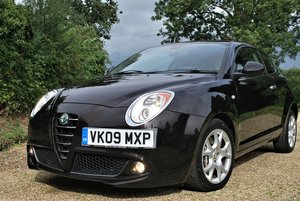 2009 Mito Turbo - 1 of 260 UK 155 bhp Lusso models imported