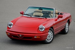 Picture of 1991 Alfa Romeo Spider 2.0 For Sale