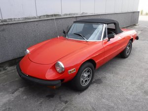 Picture of Alfa Romeo 2000 spider 1976  4 cil. 2L. For Sale