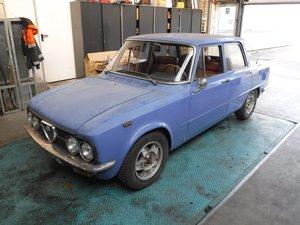 Alfa Romeo Giulia 4 cyl. 2L. 1978 For Sale