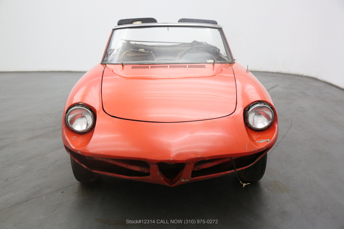 1967 Alfa Romeo Giulia Spider Duetto For Sale (picture 2 of 6)