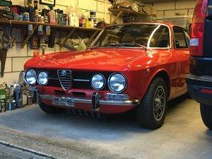 1972 ALFA ROMEO 1750 GTV II