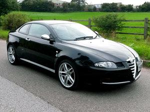 2008 ALFA ROMEO GT 1.9 JTDM CLOVERLEAF // ONLY 54000 MILES