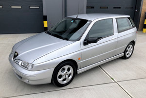 Picture of 2000 Alfa Romeo 145 1.4 TS LHD with just 16,850 miles For Sale
