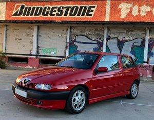 1998 One hand undisturbed 145 cloverleaf 155 hp