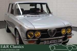 Alfa Romeo Giulia Nuova Super 1600 1977 Good condition For Sale