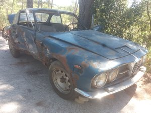 Picture of Alfa romeo sprint 2600 coupe 1964 project