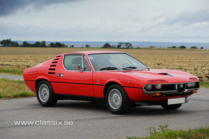 1972 Very nice restored Alfa Romeo Montreal For Sale
