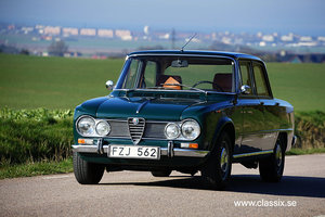 Picture of 1966 Alfa Romeo Giulia 1600 Super Bollino Dòro version