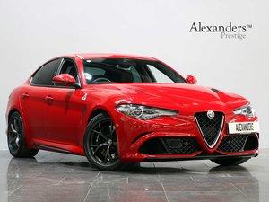 17 67 ALFA ROMEO GIULIA QUADRIFOGLIO 2.9 V6 BITURBO AUTO