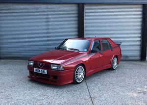 1992  Alfa Romeo 75 1.8 Turbo QV