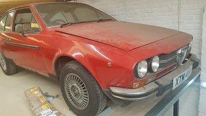 1979 Alfa Romeo 2.0 Gtv restoration project
