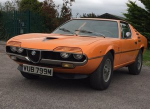 1972 1973 Alfa Romeo Montreal for auction 19th September For Sale by Auction