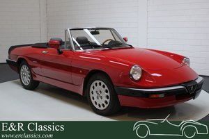 Alfa Romeo Spider top condition power steering 1987 For Sale