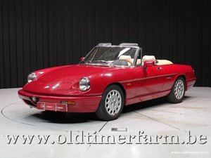 Picture of 1991 Alfa Romeo Spider 4 2.0 Red '91 CH3328 For Sale