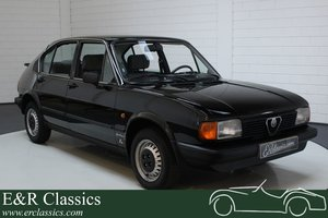 Alfa Romeo Alfasud 1981 black