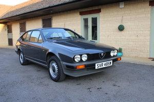 1981 ALFA ROMEO GTV 2000