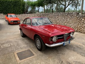 1967 Alfa Romeo GT Junior Scalino / Restored & Stunning!