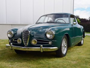 1954 Alfa Romeo 1900 CSS Touring 2nd series in concours condition For Sale