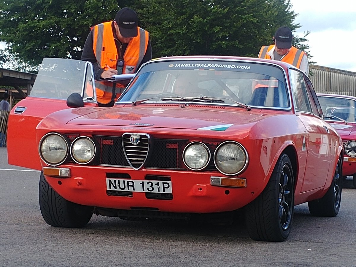 1976 ALFA ROMEO 1600 JUNIOR TRACK DAY CAR For Sale (picture 1 of 6)