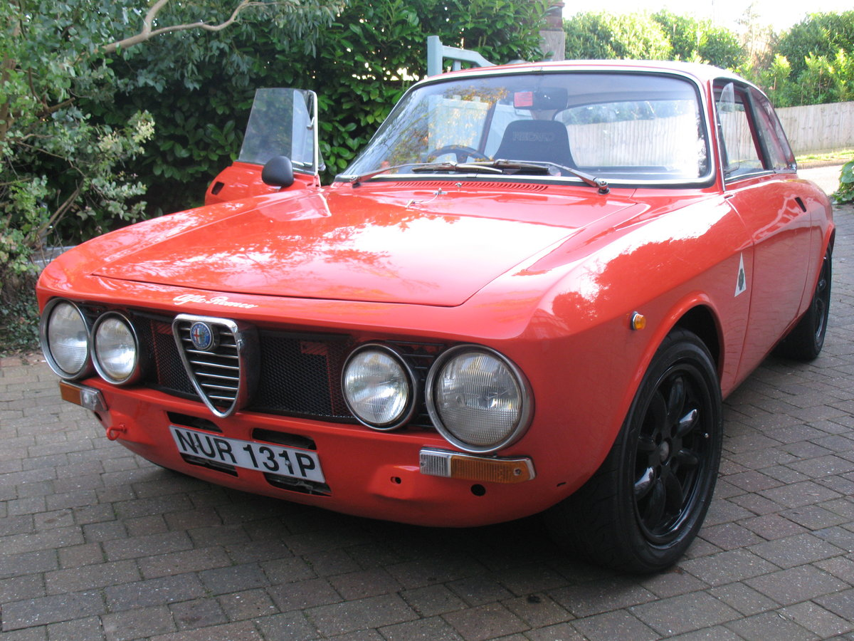 1976 ALFA ROMEO 1600 JUNIOR TRACK DAY CAR For Sale (picture 4 of 6)