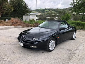 Picture of 1995 Alfa Romeo Spider 2.0 t.s. For Sale