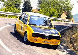 Picture of 1974 Alfa Romeo Alfasud ti, Gr.2, race car