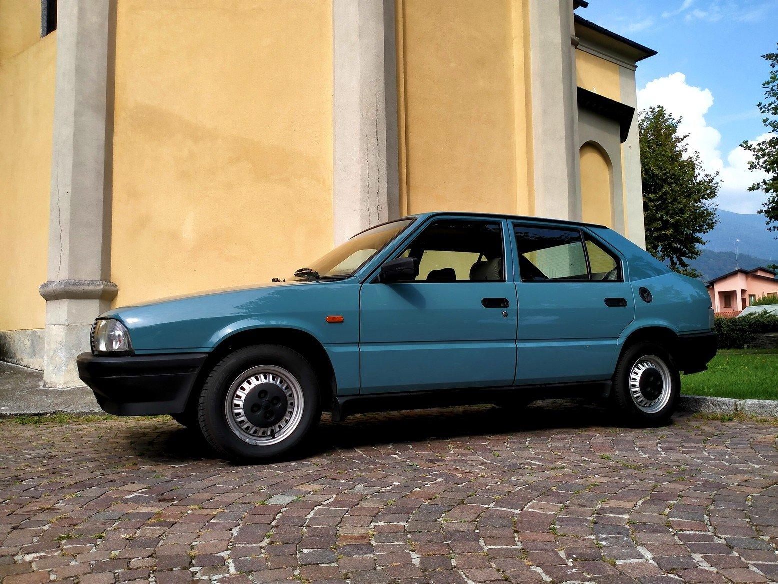 Picture of 1986 One owner alfa 33 1.3 ,verde corsica ,pristine ! For Sale