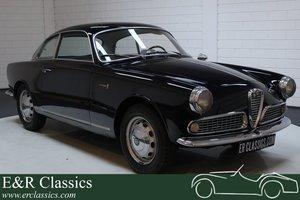 Alfa Giulietta Sprint 750B 1958 from private museum For Sale