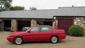 Picture of 1997 Alfa Romeo 164 Super 3.0 V6 For Sale