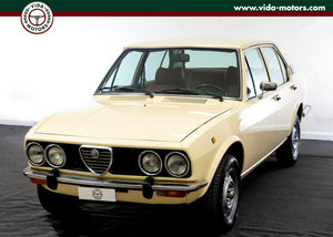 Picture of 1977 Alfetta 1.6 *52.000 KM * ASI GOLD PLATE * 2 OWNERS For Sale
