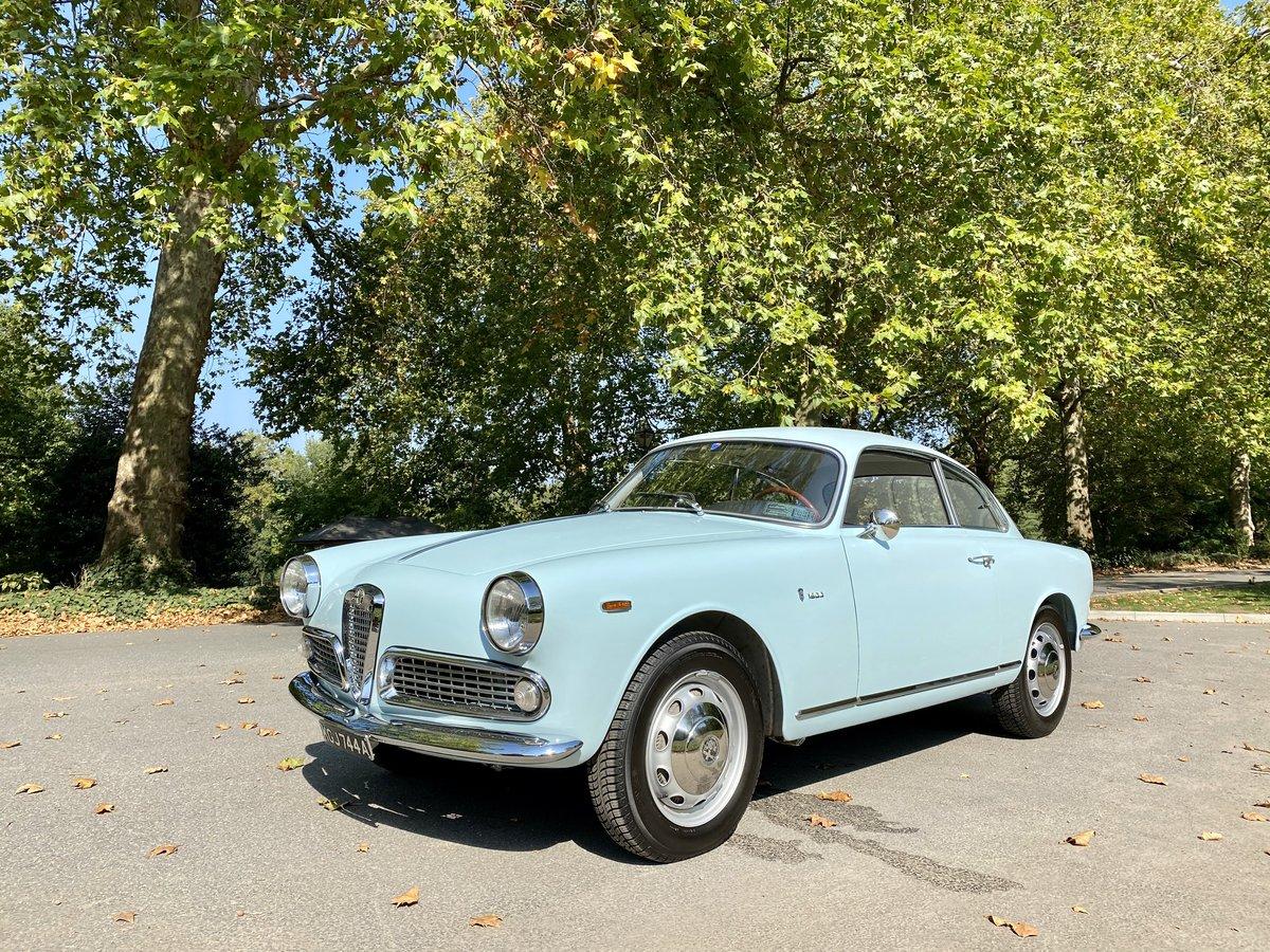 1963 Alfa Romeo 1600 Giulia For Sale (picture 1 of 19)
