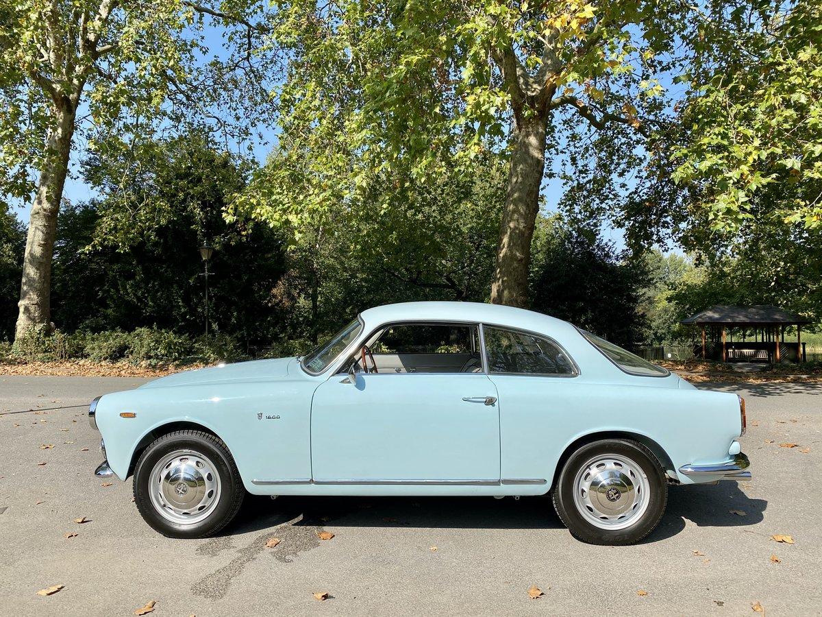 1963 Alfa Romeo 1600 Giulia For Sale (picture 2 of 19)