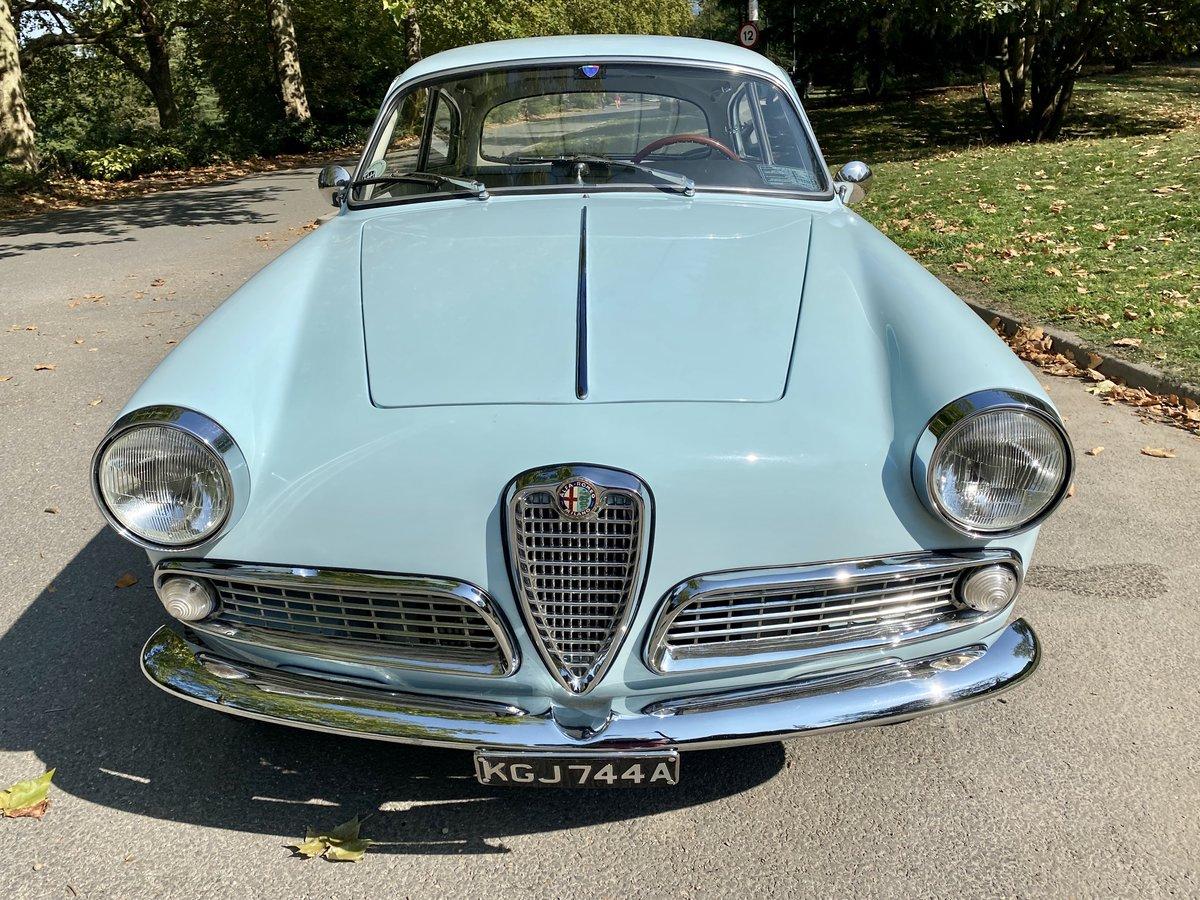 1963 Alfa Romeo 1600 Giulia For Sale (picture 3 of 19)