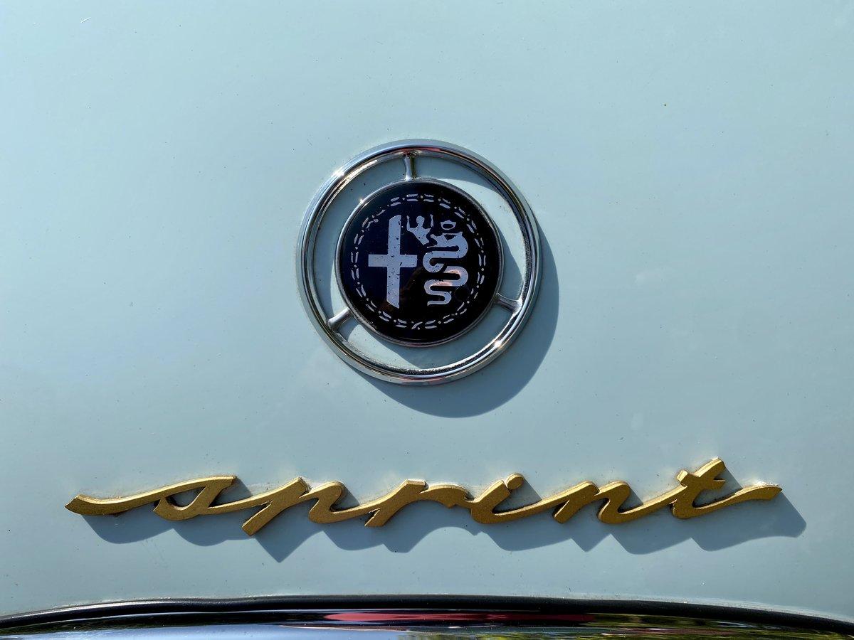 1963 Alfa Romeo 1600 Giulia For Sale (picture 8 of 19)