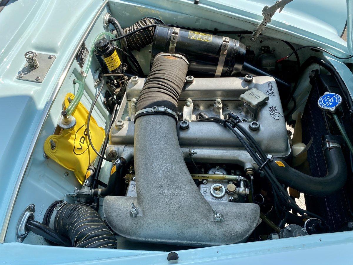 1963 Alfa Romeo 1600 Giulia For Sale (picture 13 of 19)
