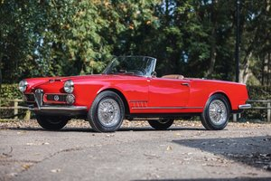 1960 ALFA ROMEO 2000 SPIDER BY TOURING
