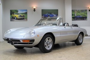 1977 Alfa Romeo 2000 Spider Veloce 5 Speed Manual | Restored